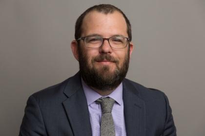Michael Brown, Assistant Professor, Education, Iowa State University