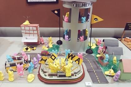OTLT Peeps Diorama Competition