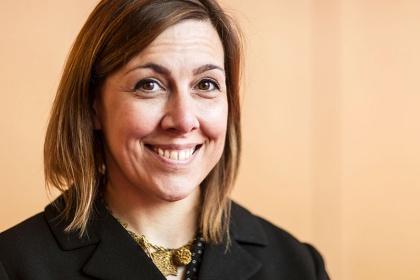 Kristy Hartsgroove Mooers, lecturer, theatre arts