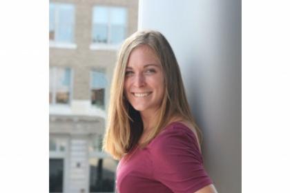 Sarah Day, SITA staff member
