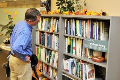 Center for Teaching Lending Library