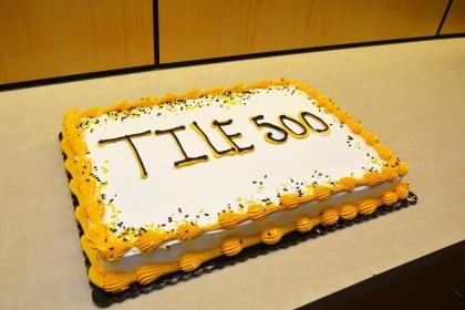 TILE 500 Cake