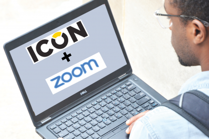 Zoom now integrated into ICON