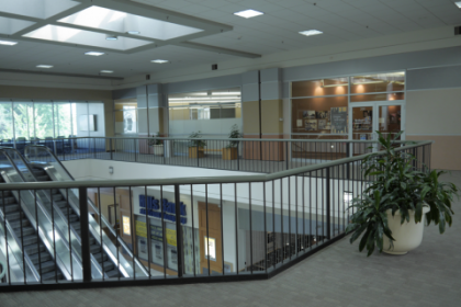 Image of the Center for Teaching in the Old Capital Mall.