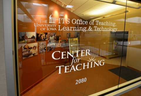 Center for Teaching Entrance